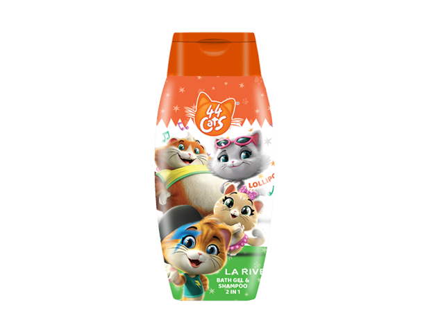 LA RIVE LOLLIPOP BATH GEL SHAMPOO