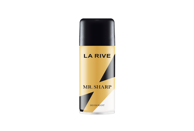 MR. SHARP 150 ML - DEO BY LA RIVE