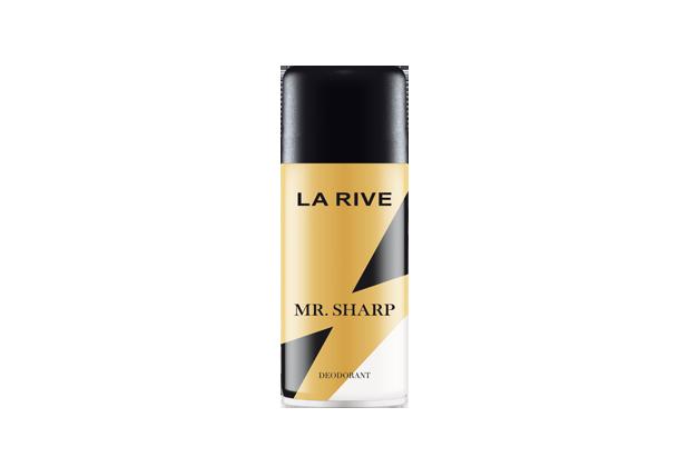 MR. SHARP 150 ML - DEO BY LA RIVE